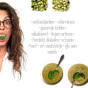 broccoli-soep van Laska